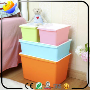 Ikea Heart Colorful Beauty Covered Collapsible Storage Box pictures & photos