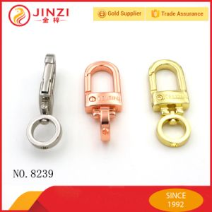 Handbag Accessories Special Color Custom Logo Engraved Snap Hook pictures & photos