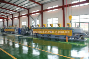 Mesh Belt Hardening and Tempering Furnace for Hardware or Hand Tools Industry pictures & photos