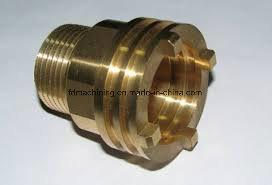 Custom Brass Machining Parts pictures & photos