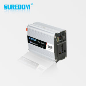 500W Car Power Inverter DC/AC 12V 220V 50/60Hz Converter pictures & photos