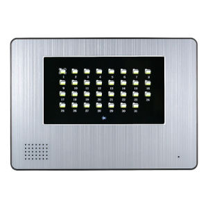 "7"" DVR Color Touch Screen Video Door Phone pictures & photos"