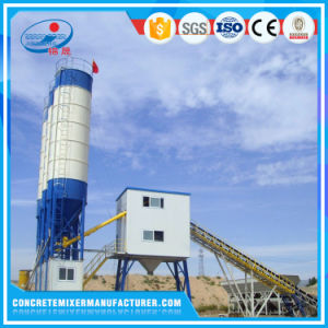 60m3 Per Hour Concrete Batching Plant Hzs60 pictures & photos