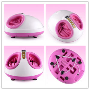 FT302 2017 Fashion Vibrating Foot Massager with Kneading and Heat pictures & photos