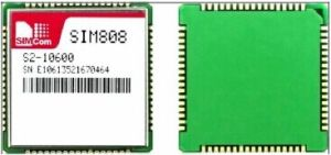Hot Sale Drive IC Quad-Band Simcom GSM/GPRS GPS Module SIM808 pictures & photos