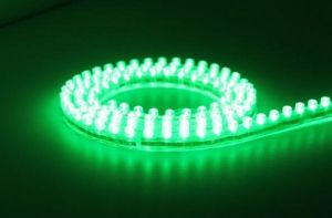 PVC Strip Light 96cm Green