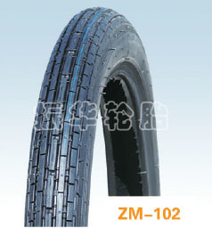 Motorcycle Tyre Zm102