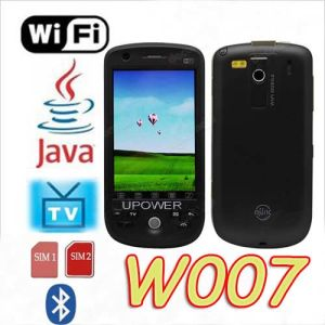 "Unlocked 3.2"" Touch TV WiFi Cell Phone (W007)"