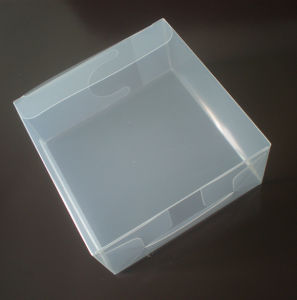 Frosty PP Plastic Folding Boxes pictures & photos