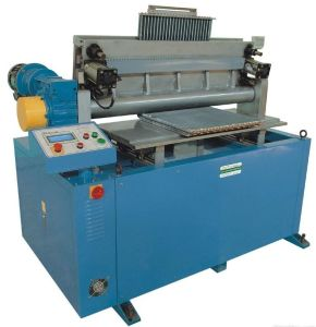 Condenser Bending Machine