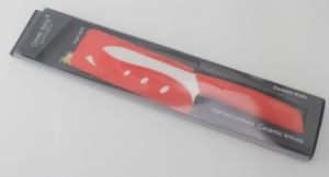 "Top Quality 5.5"" Inch Ceramic Kitchen Knife with Sheath pictures & photos"