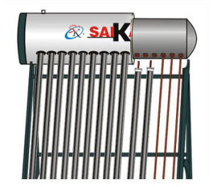 Compact Pressurized Solar Water Heating System (SK-IP-58-1800-150)