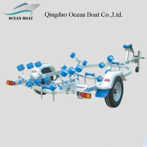 Dyz480qr Boat Trailer for 4.2m Runabout Fishing Boat