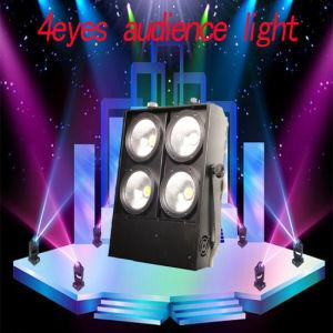 DMX Auto 4eyes 100W Matrix LED COB Strobe Audience Light