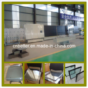 Insulating Glass Production Line/Vertical Automatic Vacuum Glass Production Line/Double Glass Machine pictures & photos