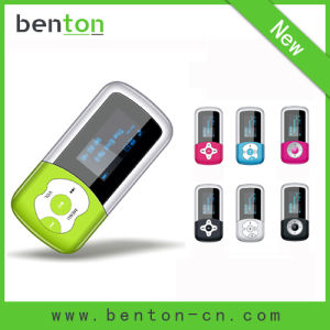 Music MP3 Player with Memory Card (BT-P120)