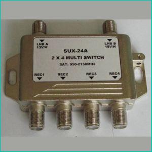 Một chảo thu vinasat1 xem 2 đầu thu - Page 3 Satellite-Multi-Switch-Disqec-Switch-2x4-SUX-24A-