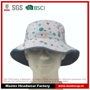 Colorful Fishman Bucket Hat for Girl