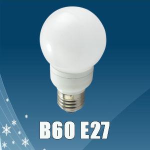 B60 LED Round Bulb