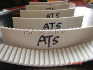 PU Synchronous Belt, PU Timing Belt, PU Cam Belt (AT5) pictures & photos