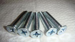 Machine Screws DIN Standrad DIN965/DIN7985