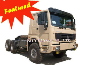 HOWO 6X6 off Road Truck (ZZ4257N3557)