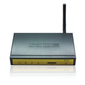 Wireless M2M/SCADA CDMA Router for PLC Controller (F3223P)