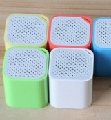 The Bluetooth Speaker with Grid Type