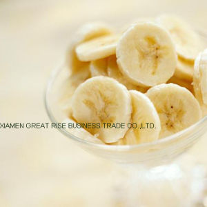 Appetizing Freeze Dried Banana Slice Snack Online
