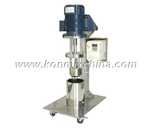 Lab Basket Mill Machine for Paint, Inks, Coating Grinding Process pictures & photos