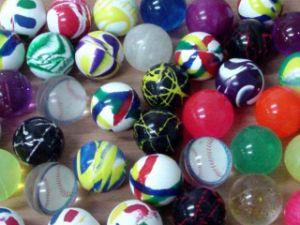 Mixed 45mm Bouncing Balls
