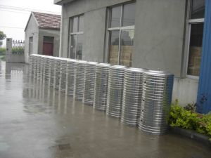 Stainless Steel Low Pressure Water Storage Tank