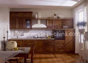 Solid Wood Kitchen Furniture (Mila)
