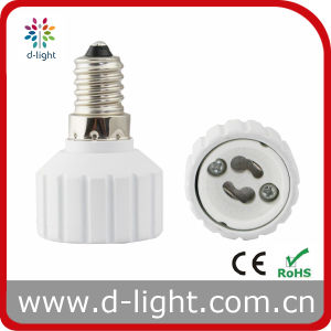 E14 to GU10 Conversion Lamp Holder