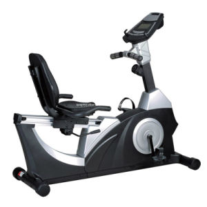 Recumbent Magnetic Bike (LG85A)