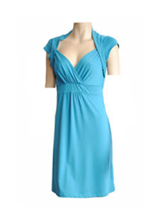 Blue Wedding Skirt