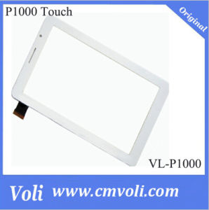 White Digitizer Touch Screen Panel for Samsung P1000 Tablet PC pictures & photos