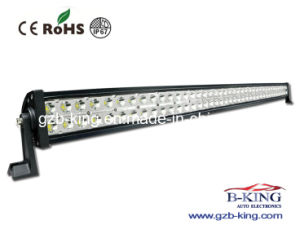 IP67 288W CREE Curved LED Light Bar pictures & photos