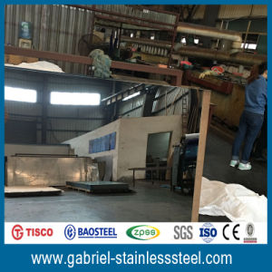 316 8k/16k/32k Mirror Stainless Steel Sheets pictures & photos