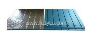 Underfloor Water Heating Panel with 20mm Pipe Diameter