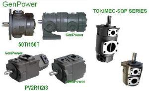 Yuken PV2r, 50t, Tokimec Sqp Hydraulic Vane Pump pictures & photos