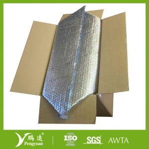 Bubble Foil Extreme Shipping Box Liners for Shipping Seafood pictures & photos