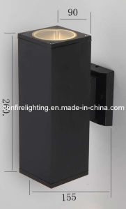 IP54 Waterproof Outdoor up and Down Wall Light