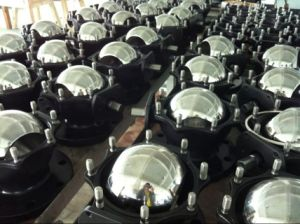 DIN Pn16/40 Wafer Type Ball Valve pictures & photos
