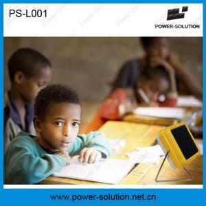 Hand Solar Powered Heat LED Solar Desk Lamp pictures & photos