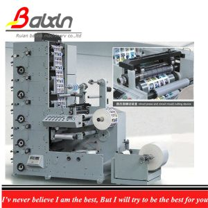 Movie Tickets Printing Machine with Die Cutting Part pictures & photos