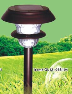 Solar LED Lawn Light (GL12-06S104)