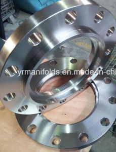 Manifolds, Booster Set, Slip on Flange AISI 304 304L 316 316L Carbon Steel pictures & photos