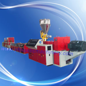 PVC Door Profile Extrusion / Production Line
