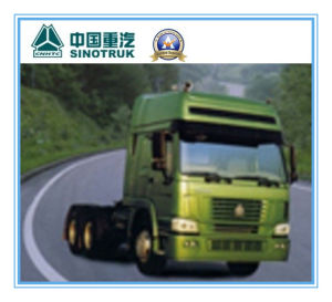 290HP Sinotruk HOWO 6 X 4 Tractor Truck with Good Price for Sale pictures & photos